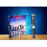 China HD Full Color Advertisement concert led screen Display , indoor LED Video Wall wholesale