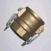 China Brass Camlock Groove Coupling wholesale