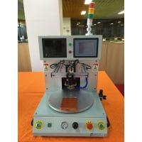 China Pneumatic Hot Bar Automatic Soldering Machine Large Lcd Digital Display wholesale