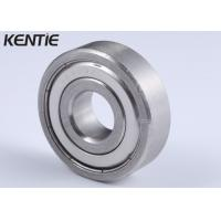 China Standard 6303ZZ Single Row Deep Groove Ball Bearing For Spinning Equipments wholesale