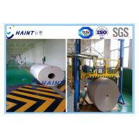 Quality Custom Color Paper Roll Handling Systems Strapping System High Performance for sale