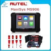 China Autel MaxiSys MS906 Automotive Diagnostic System Full Package MS906 Powerful than MaxiDAS DS708 Update Online on sale