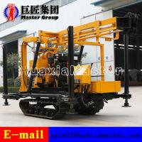 China Professional and Efficient XYD-200 Crawler Hydraulic rotary drilling rig 200m depth for sale wholesale