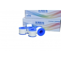 China Disposable Medical Tape Low Allergenic Weaving Proof Fabric wholesale