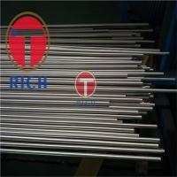 China Torich Gb/t3090 Stainless Steel Tube Small Diameter 0.3 - 6mm Round Shape wholesale