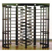 China indoor and outdoor bidirection IC ID card stainless steel full height turnstiles gates wholesale