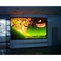 China SMD P10 Indoor Advertising LED Display 1R1G1B , Full Color Led Displays 10000dot / ㎡ wholesale