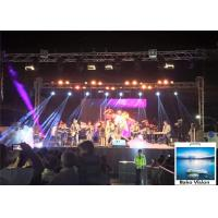 China Waterproof Stage Rental LED Display High Definition Outdoor For Event Living Show wholesale
