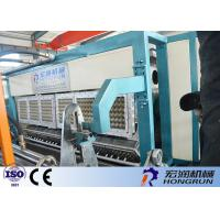 China Full Automatic Used Paper Recycling Egg Tray Machine 6000pcs / h Capacity wholesale