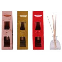 Wholesale 100ml 8 reeds 3.4 oz. Oil Green Tea Apple, Jasmine Fragrance Reed Diffuser Set from china suppliers