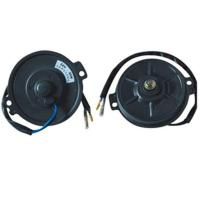 China BUS CONDENSER FAN DC 12V 80W 120W ELECTRONIC RADIATOR FAN MOTOR REPLACEMENT wholesale