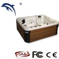 Quality Luxury  High-end Hot Tub  Combo Massage With Whirlpool And Air Massage 3-5 Persons for sale