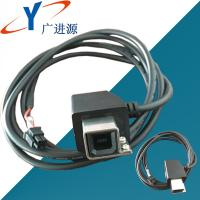 China Panasonic SMT machine spare parts CM402/CM602 trolley CABLE N510028646AB Power cable wholesale