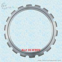 China Laser Welded Diamond Ring Saw Blade for Concrete - DLWB09 wholesale