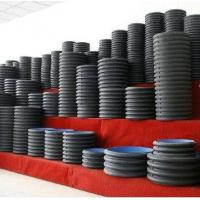 China hdpe pipe suppliers/HDPE double wall Corrugated Pipe/double-wall corrugated pipe(hdpe) wholesale