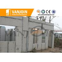 China  Fast Installation Durable Precast Insulated Concrete Wall  Panels High Story Project  for sale