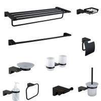 Buy cheap Luxury Sanitary Ware Bathroom Accessories Set Hotel Decoration Bath Fittings from wholesalers