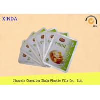 China PET / CPP Plastic Packaging Bags with Side / Bottom / Back / Three Edge Sealing Type wholesale
