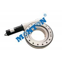China 21 Inch Worm Gear Slew Drive S Series Single Worm Slewing Drive Sun Tracker wholesale