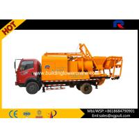 Quality 800L Electric Stationary Concrete Pump With Batcher 37Kw Motor for sale