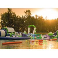 China Sea Giant Inflatable Water Fun Park Backyard Inflatable Water Park wholesale