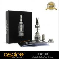China 2014 best selling bottom dual coil glassomizer nautilus kit with best price wholesale