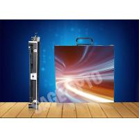 China Ultra Thin 3.91mm LED Video Walls Indoor And Outdoor 500 X 500 Cabinet wholesale