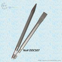 Wholesale Steel Chisel for Wall and Concrete Engroove - DDCS07 from china suppliers
