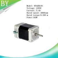 By42bl04 105w 4000rpm brushless dc motor of semkmotor com for 4000 rpm dc motor