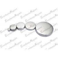 China N42 NdFeB Magnet Neodymium Disc Magnets with Diametrically Magnetized wholesale