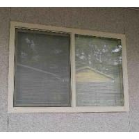 China Superb Quality 75 Series Non-Thermal Break Sliding Window with Flyscreen (SW-009) wholesale