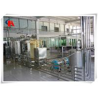 China Compact Structure Industrial Water Purification System Food Grade Materials wholesale