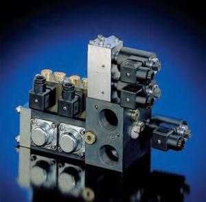 Quality Yuken MB Modular Pressure Relief Valve for sale