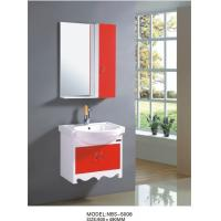 China 60 X49/cm PVC hanging cabinet / wall cabinet / bathroom cabinet / white color for bathroom wholesale