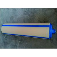 China Light Weight Nylon Conveyor Rollers For Belt Conveyors Withourt Tearing on sale