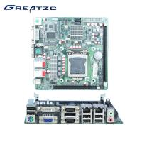China Mini ITX LGA1155 Motherboard H61 Chipset Industrial Grade Motherboard wholesale