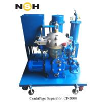 China NSH Oil Centrifuge Separation system, CP/CPA/CPPA, auto control,Manual control,Touch Screen, various colors wholesale