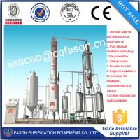 China 2-100 T/D energy saving mustard oil refinery equipment wholesale