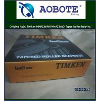 China SKF / Timken Heavy Duty Tapered Roller Bearing  For  metallurgical HH923610 wholesale