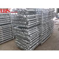 China 150cm Carbon Steel Cuplock Scaffolding System 80μM-100μM HDG Thickness wholesale