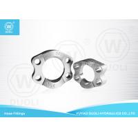 China SAE J518 Split Flange Clamp Hydraulic Fittings High Pressure ISO 6162 Carbon Steel wholesale