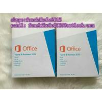 China Networking Activation , LIfetime Warranty, Microsoft  Office 2013 HOME BUSINESS  FPP / RETAIL   KEY  CODE , 2013 HB BOX wholesale