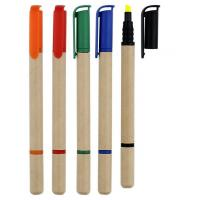 China promotional  craft paper ball pen,craft paper advertising pen wholesale