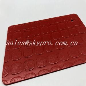 Quality Eco - Friendly Soft Anti Slip PVC Vinyl Floor Mats For Public Area for sale