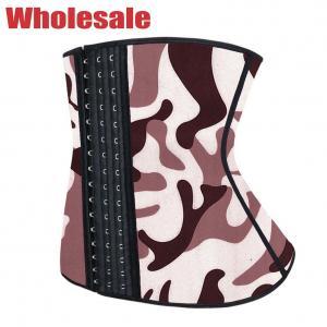 China OEM Camouflage Extra Large Waist Trainer For Large Stomach wholesale