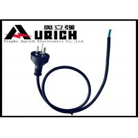 Argentina Standard 3 Pin TV Power Cable PE Sheathed 16A 250V Free Sample
