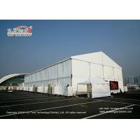 China Giant Outdoor Aluminum Marquee Clear Span Trade Show Event Tents for 1000 People wholesale