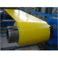 China JIS G3312 / GB / T 12754 / DX51D + Z  PPGI Zinc Prepainted Color  Coated  Steel Coil wholesale