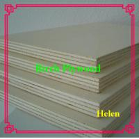 Quality Birch, Poplar, Okoume, Bintangor, Pine Faced Plywood for Furniture for sale