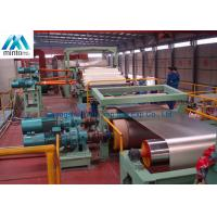 China AA1100 A16 H18 Pre Painted Aluminium Coil Uniform Coating High Flatness wholesale